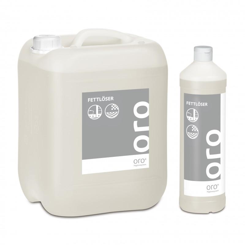 Fettlöser Küche | Oro Fettloser Kuche 6 X 1 L Flasche Orochemie Hersteller