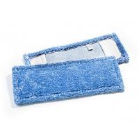 Microfaser Premium Mopp 50cm blau melliert