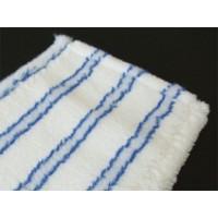Mikrofaser Mopp Standard Excellent 40cm blau/weiß