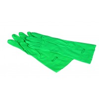 Unigloves Gummihandschuhe Nitril grün Gr.M