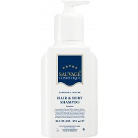 Hair & Body Shampoo 500ml Pumpspenderflasche
